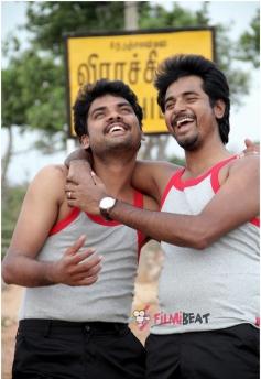 Vimal and Siva Karthikeyan