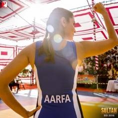 Anushka Sharma in Sultan