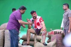 Chiranjeevi 150th Movie Photoshoot Stills