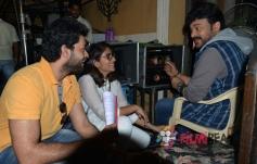 Chiranjeevi 150th Movie Working Stills