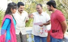 Kundanapu Bomma Movie Working Stills