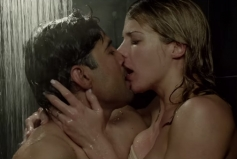 Rajeev Khandelwa & Gemma Atkinson Romantic Scene