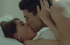 Rajeev Khandelwal & Gemma Atkinson Romantic Scene from Fever