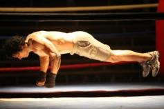Randeep Hooda as MMA fighter in Do Lafzon Ki Kahani