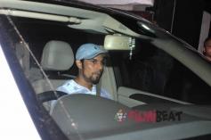 Randeep Hooda Snapped Outside Salman Khan House