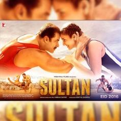 Salman Khan & Anuskha Sharma Movie Poster