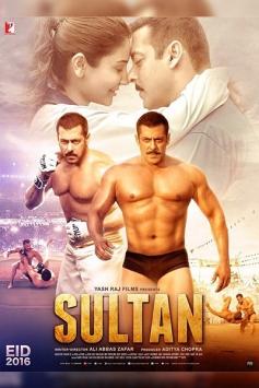 Salman khan Sultan Movie Poster