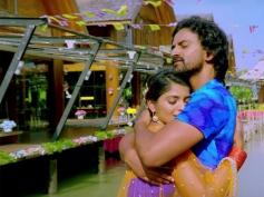 Sanchita Shetty & Dhananjay in Badmaash
