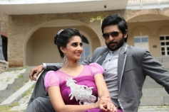 Shamili and Vikram Prabhu