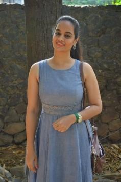 Suja Varunee At Kathadi Movie Audio Launch
