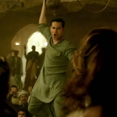 Varun Dhawan in Dishoom