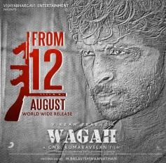 Wagah Movie Poster