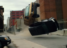 Action Scene friom XXX : The Return Of Xander Cage