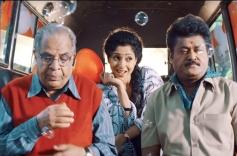 Jaggesh, Suman Rangnath & Dattanna In Neerdose