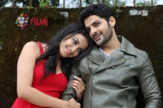 Kavya Shetty & Gurunandan in Smile Please