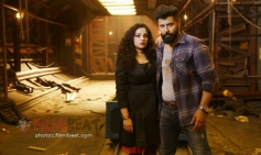Nithya Menen and Vikram