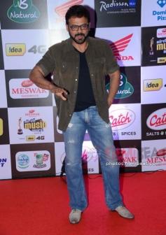 Venkatesh at Mirchi Music Awards South 2016