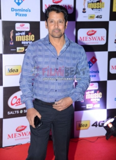 Vikram (Tamil Actor) at Mirchi Music Awards South 2016