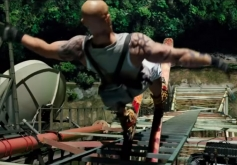 Vin Diesel in XXX : The Return Of Xander Cage