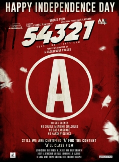 54321 Poster
