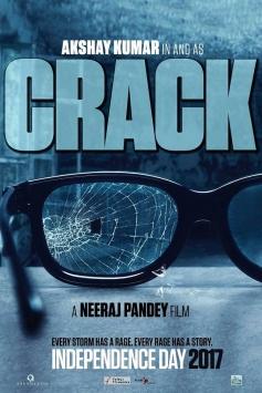 Akashay Kumar's Crack First Look