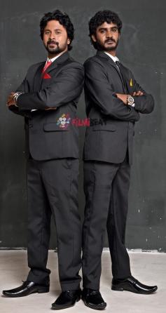 Chikkanna & Shishir In Bill Gates