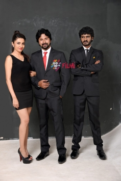 Chikkanna,Pooja & Shishir In Bill Gates