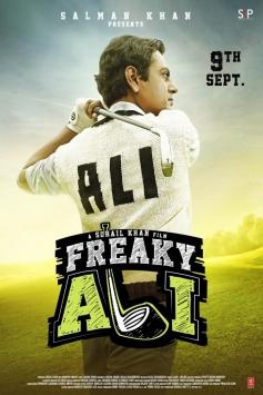 Freaky Ali Poster