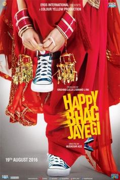 Happy Bhaag Jayegi Poster