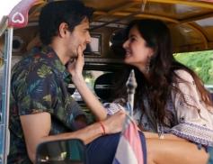 Sidharth Malhotra & Katrina Kaif in Baar Baar Dekho