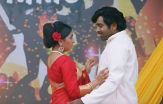 Srushti Dange and Vijay Sethupathi