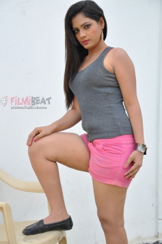 Avanthika(Telugu New Actress)