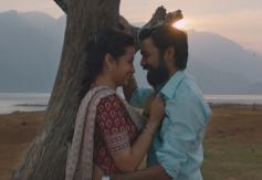 Trisha Krishnan and Dhanush