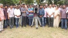 Bairava Shooting Wrap Stills