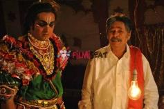 Raviraj shetty. Ramesh bhatt In Banna Bannada Babhuku