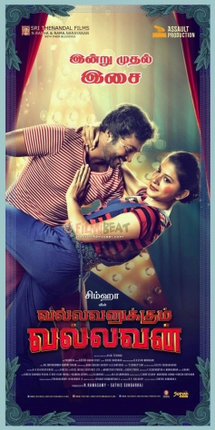 Vallavanukku Vallavan Movie Poster