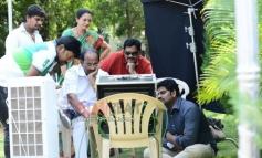 Sri Valli Movie Working Stills