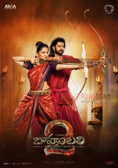 Baahubali 2 The Conclusion Movie Poster