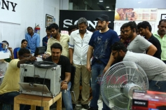 Bogan Movie Working Stills