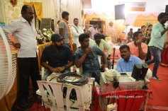 Mupparimanam Movie Working Stills