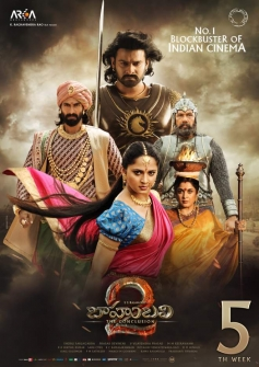 Baahubali 2 - The Conclusion 5th Week Poster