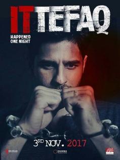 Ittefaq First Look Poster