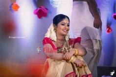 Swathy Narayan Actress Marriage Photos