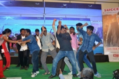 Raja The Great Success Meet at VVIT College