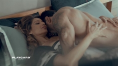 Bipasha Basu & Karan Singh Grover Romantic Playgard Condoms