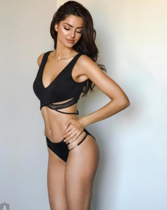 Model Mahlagha Jaberi Breaking The Internet With Her Stunning Pictures