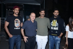 Sikander Kher Birthday Party At Yautcha Bandra
