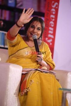Vidya Balan At 30 Anniversary Of Penguin Book Publisher In New Delhi