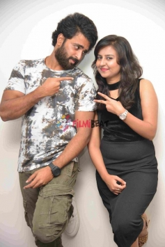 Uppu Huli Khara Press Meet