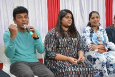 Shivrajkumar New Tv Production Press Meet
